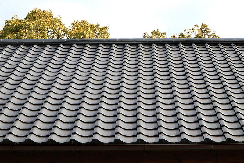 屋根の種類:瓦屋根
